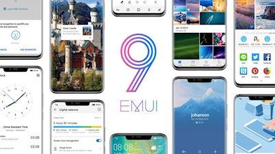 Huawei nâng cấp EMUI 9 sau khi được cập nhật Android Q Beta 4