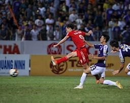Bảng xếp hạng V.League 2019 mới nhất sau 16 vòng đấu: HAGL quật Hà Nội FC