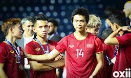 Cầu thủ HAGL 'chắc chân' ở tuyển Việt Nam: Cái gì chẳng có lý do