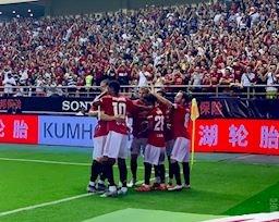 Man Utd 2-1 Tottenham: Quỷ đỏ 'làm thịt' Gà trống