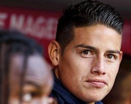 Atletico Madrid xác nhận chơi lớn, nổ bom tấn James Rodriguez