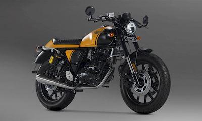 GPX Legend 200: mô tô cổ điển giá sinh viên