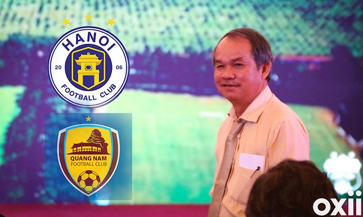 Bầu Đức có 'nổ' đâu, Hà Nội FC giúp Quảng Nam FC kìa