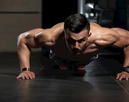 Lịch tập thể dục tại nhà 10 phút dành cho nam giới (Phần 2)