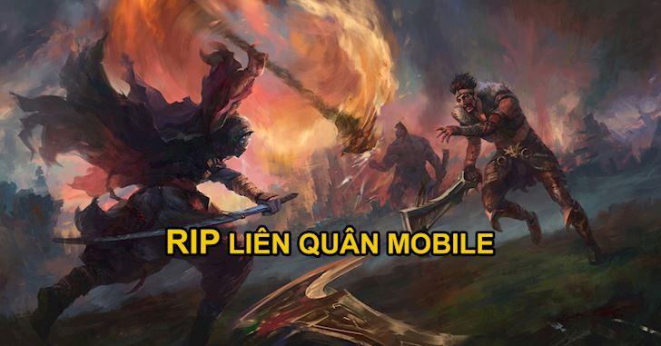 """LMHT Mobile xuất hiện thì """"ngày tàn"""" của Liên Quân Mobile cũng đã gần đến?"""