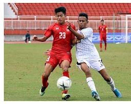 Xem bóng đá trực tiếp U18 Myanmar vs U18 Indonesia ở kênh nào?