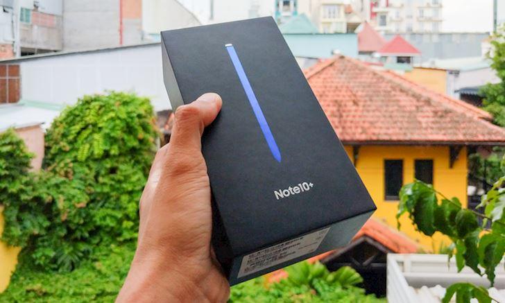 Check gia Galaxy Note 10 tai Viet Nam bo qua gan 6 trieu dong 1