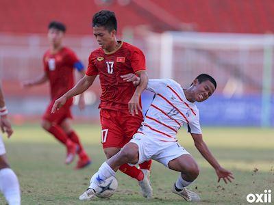 Thua sốc U18 Campuchia, U18 Việt Nam lập 'kỷ lục' tại giải U18 Đông Nam Á