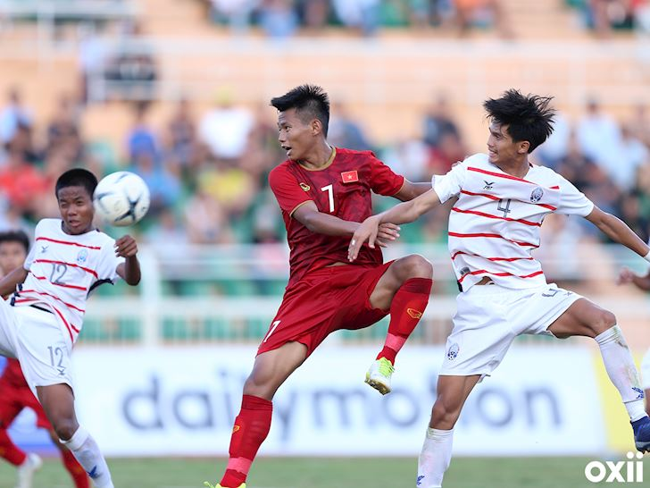 5 điểm nhấn trận U18 Việt Nam vs U18 Campuchia: Thua thê thảm