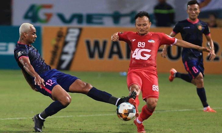 Video clip: Sai lầm của thủ môn khiến Viettel trắng tay trước Sài Gòn