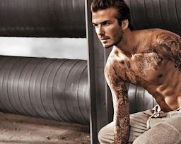 Gợi ý hình xăm nam tính từ David Beckham
