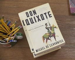 Mỗi người đàn ông hãy đọc Don Quixote của Cervantes để thấy chính mình trong đó