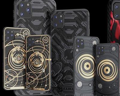 Cùng xem qua 5 mẫu iPhone 11 được chế tác đặc biệt vô cùng đẹp mắt với giá khá đắt