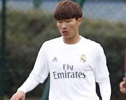 Trung Quốc gọi cầu thủ Real Madrid đấu U22 Việt Nam