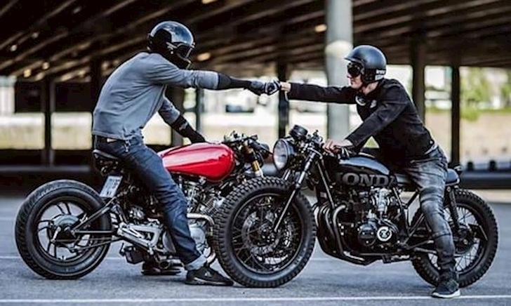 3 điều mà một biker thực thụ không bao giờ nói đến