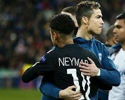 Ronaldo đá cặp Neymar như Batman và Robin