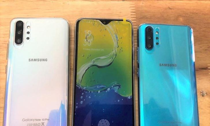 Cong an vua triet pha website ban Galaxy Note 10 gia   anh em kiem tra xem minh co bi lua khong