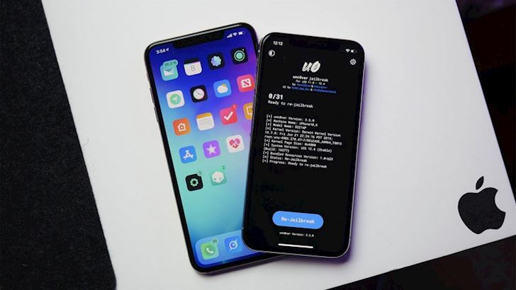 Uncover Jailbreak iOS 12 4 Nhanh tay voc vach iPhone 1