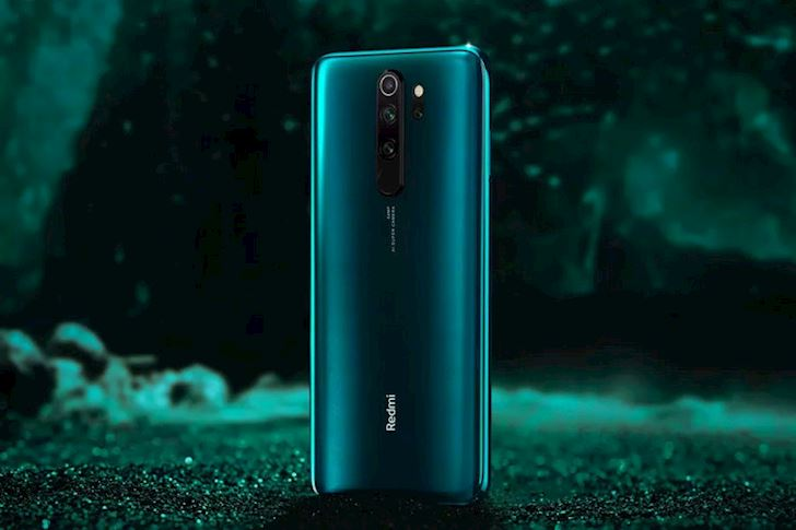 Redmi Note 8 Pro ra mat Camera 64MP ban som hon Realme XT 1
