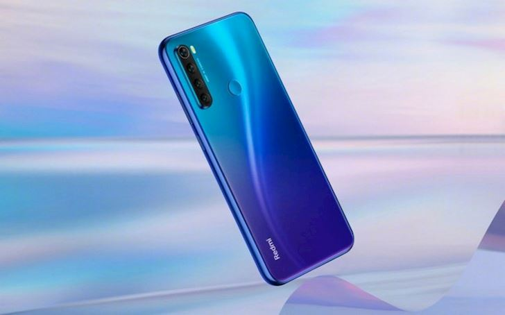 Redmi Note 8 Pro ra mat Camera 64MP ban som hon Realme XT 4
