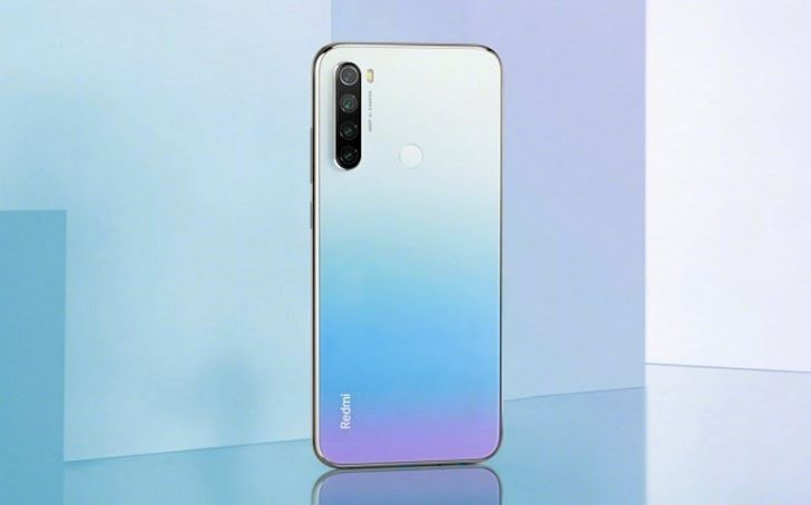 Redmi Note 8 Pro ra mat Camera 64MP ban som hon Realme XT 5