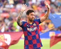 Sốc: Messi chấn thương ngay trong buổi tập đầu tiên tại Barca