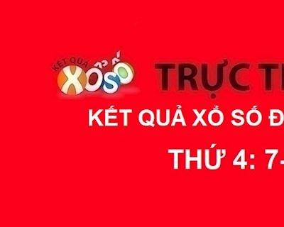 XSDNA - Kết quả xổ số Đà Nẵng thứ 4 ngày 7-8-2019