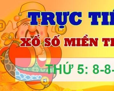 XSMT 8/8 - Kết quả xổ số miền Trung thứ 5 gồm Quảng Trị, Quảng Bình, Bình Định