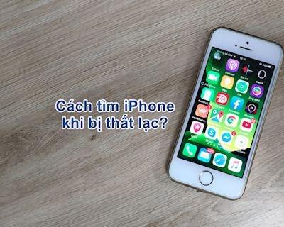 Cách tìm iPhone trên iOS 13 nên biết để lỡ khi thất lạc thiết bị