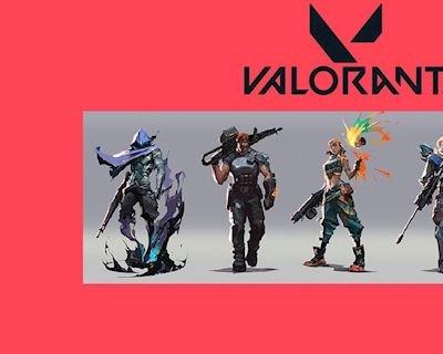 Valorant: Top 5 agent được các game thủ chuyên nghiệp sử dụng nhiều nhất