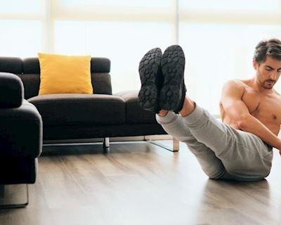 Thử thách 30 ngày workout lột xác tại nhà - anh em nào cũng tập được