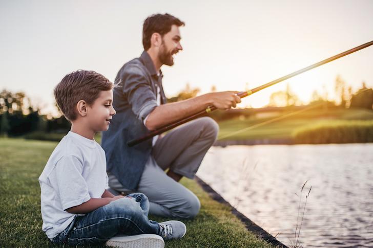 5 điều bố thông thái dạy con trai thành đàn ông đích thực