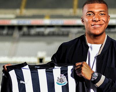 Newcastle bị chê ảo tưởng khi chiêu mộ Mbappe, Haaland