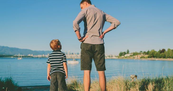 3 tính cách mà một người cha thương vợ thương con không bao giờ có
