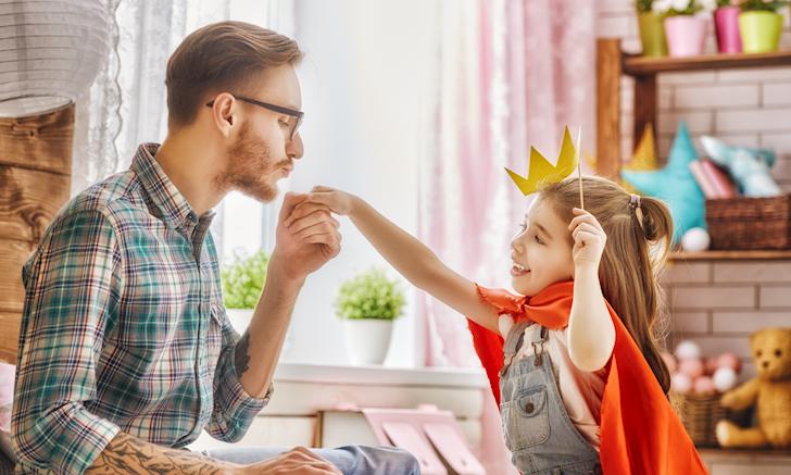 Cách để các bố cảm hóa đứa con của mình