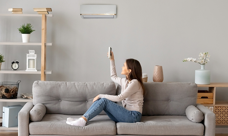 5 cách giúp sử dụng điều hoà tiết kiệm điện hơn trong mùa nóng lại còn ở nhà nhiều