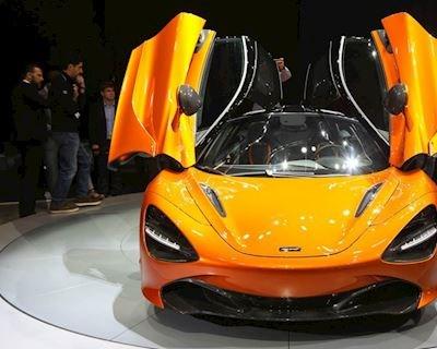 Cơ hội trải nghiệm siêu xe McLaren cho anh em mùa phong toả