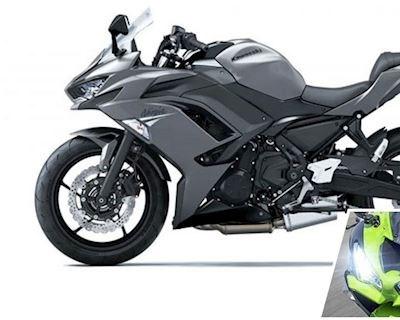 Mẫu xe Kawasaki Ninja 700 mới khiến anh em biker mong chờ