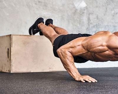 Nếu chỉ được chọn 4 bài tập xây dựng cơ bắp, các gymer sẽ chọn bài nào