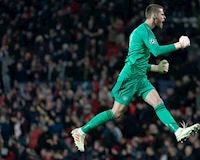 Giống Messi, De Gea là phép màu của Chúa