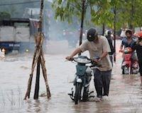 """5 bước để anh em tự """"sơ cứu"""" xe chết máy do ngập nước trời mưa"""