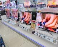 TV giá rẻ, tủ lạnh, máy giặt,… hàng trưng bày có nên mua?