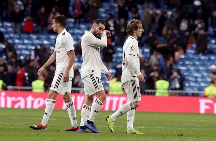 Real Madrid, thứ hàng fake kém sang