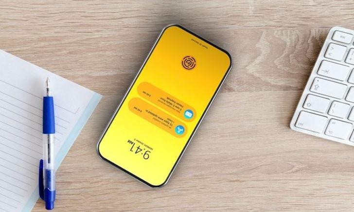 Ấn tượng concept iPhone XR 2 đầy táo bạo với màn hình không viền