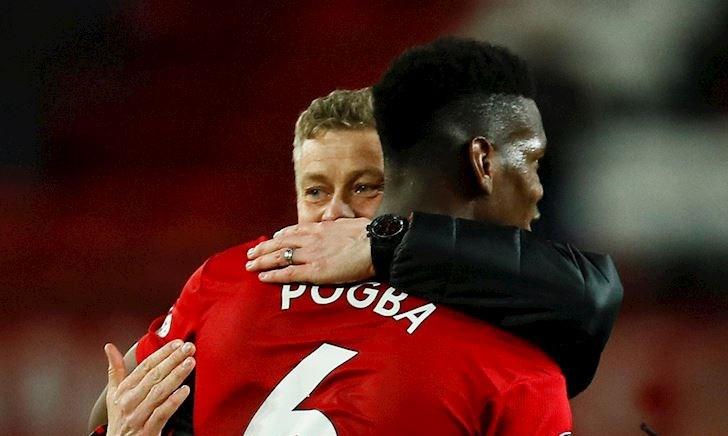Solskjaer, Man Utd và thời đại của những cái ôm