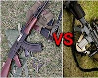 Giữa AK47 và M16 đâu mới là lựa chọn tốt nhất cho game thủ?