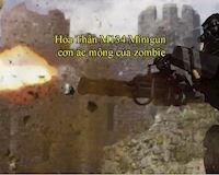M134 – Hỏa Thần Minigun 6 nòng đáng sợ trong thế giới Game