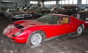 Bất ngờ phát hiện kho báu 80 siêu xe cổ đáng giá hàng triệu đô la
