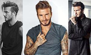 Muốn phong độ, hãy mặc như David Beckham