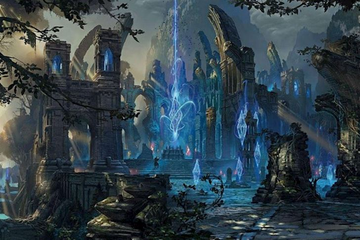 Game nhap vai Legends of Runeterra la bom tan sap duoc Riot Games tung ra